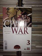 Civil War #3 (vol.2) (2015) VF