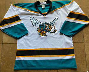 Rio Grande Valley Killer Bees CHL AK Hockey Jersey Men Large