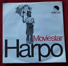 Harpo, moviestar / i don't know why, SP - 45 tours