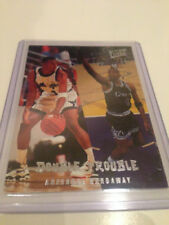 Fleer Not Authenticated 1994-95 Season NBA Basketball Trading Cards