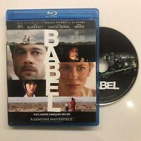 Babel (Blu-ray Disc)