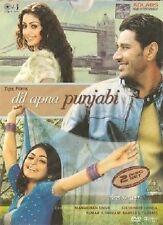 DIL APNA PUNJABI - 2 DISC BOLLYWOOD DVD - FREE POST