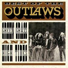OUTLAWS CD - BEST OF THE OUTLAWS: GREEN GRASS AND HIGH TIDES (1996) - NEW