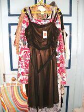 Marks & Spencer 2 layer Dress Autograph range Size 12 BNWOT in Black