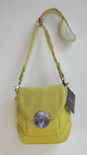 MIMCO Surrealscape Cocoon LEATHER  BAG HANDBAG,in Jonquil  BNWT RRP$379