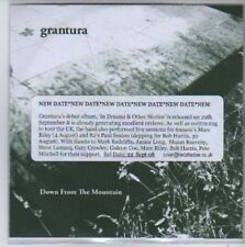(BB178) Grantura, Down From The Mountain - DJ CD