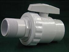 "Genuine Hayward Sp723 2 way 1 1/2"" Ball Valve Shut off valve DE Filter SP0723"