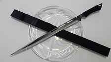 Dark Seeker Sword Machete with Cord Wrapped Handle
