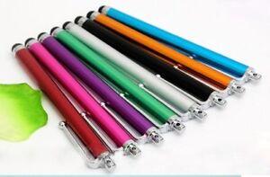 TOUCH PEN Touch Stift für alle Smartphone  UNIVERSAL   viele Farben  NEU