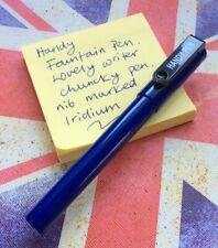 Collectable Handy Fountain Pen with Iridium Nib