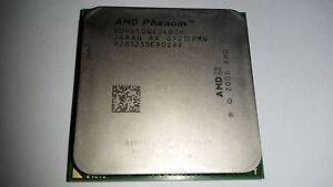 AMD Phenom X4 9650  2,3 GHz Quad-Core (HD9650WCJ4BGH) Prozessor + Wärmeleitpaste