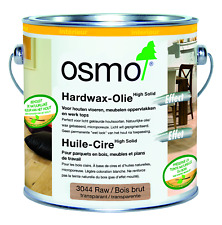 Huile Cire Osmo 3044 Effet Bois Brut (Polyx Oil Raw)