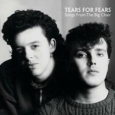 "Tears For Fears - Songs From The Big Chair (NEW 12"" VINYL LP)"