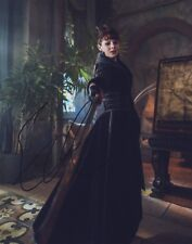 [A0338] Emily Beecham INTO THE BADLANDS Signed 10x8 Photo AFTAL
