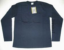 EVERLAST Junior cotton t-shirt tee maglietta bambino ragazzo 12 14 anni blu BNWT