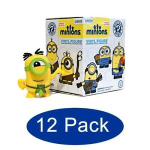 Funko Minions Movie Mini 12-Pack Despicable Me Surprise Vinyl Figure Boxes DEALS