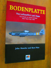 Bodenplatte The Luftwaffe's Last Hope -The Attack on Allied Airfields Hikoki WW2