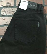 Cambio Women's Black Jean Capri Size 8