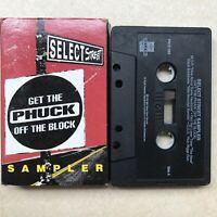 Select Street Sampler Get the Phuck off my Block! Various Artists Mixed Tape