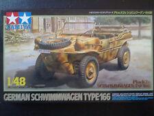 Tamiya 32506 German Schwimmwagen Type 166 1:48 nuevo & embolsado