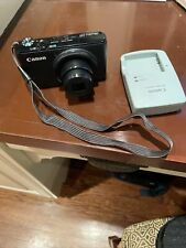 CANON PowerShot S95 PC1565 Digital Camera w Battery and Charger and SD Card