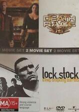 Death Race / Lock Stock & Two Smoking Barrels 2-Movie Park Region 4 VGC