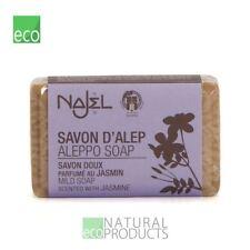 Najel Aleppo Soap Natural Mild Soap Scented Jasmine 100g
