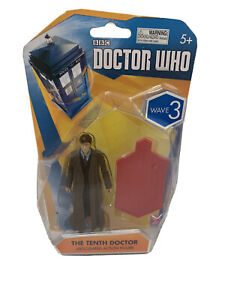 Doctor Who The Tenth Doctor Action Figure Wave 3 BBC 2012 New