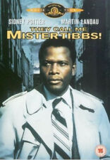 THEY CALL ME MISTER TIBBS! SIDNEY POITIER MARTIN LANDAU ANTHONY ZERBE UK DVD NEW