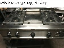 """Dcs 36"""" Stainless Range Top, 4+ griddle ,in los angeles"""
