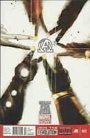 Marvel New Avengers comic issue 2