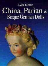 China, Parian & Bisque German Dolls-ExLibrary