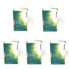 (5 BOXES) Teavana MINT MAJESTY Tea- 60 Sachets- Sealed Boxes NEW -Discontinued