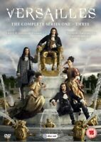 Nuovo Versailles Serie 1 A 3 DVD
