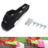 1pc black Adult Inline Roller Skate Shoes Brakes Pad Brake Blade Safety _CA