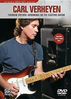 NEW Carl Verheyen: Forward Motion (2009) (DVD)
