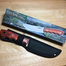 "Frost Beaver Creek Deep Belly Skinner 9"" Hunting Knife w/Sheath BVR542PW"