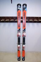 Blizzard Racing GS World Cup 156 cm Ski + Marker Comp 10.0 Bindings