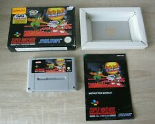Daffy Duck The Marvin Adventures - complete (PAL) - SNES / Super Nintendo