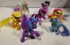 Lot Of 7 My little Pony Friendship Is Magic Mcdonald's Pony Toys