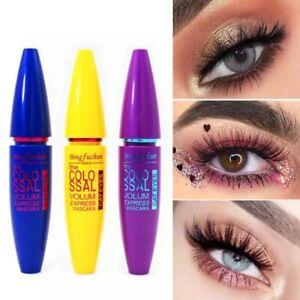 Mascara Black Lash Fiber New Choose Sealed Makeup Eye Size Full ~ 4d Eyelash Wat