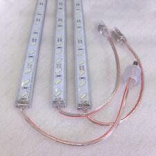 5x 72-LED 1M/meter SMD7020 Strip Grill Light Hard Rigid Waterproof U Groove Lamp