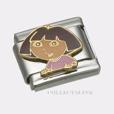 Original Casa D'oro Nomination Dora The Explorer Charm