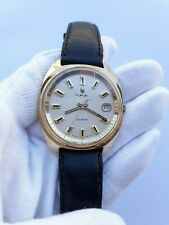LIP MONTRE DU GENERAL ELECTRONIC GOLD PLATED MENS 35x41mm MADE IN FRANCE