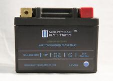 Mighty Max LiFePO4 12V 7-9ah Battery for Suzuki 250 GZ250 1999-2012