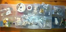Bead Lot, Findings, Charms, Jewelry Making Supplies