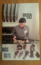 1982 Smith & Wesson Gun Catalog