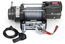 WARN Ind. 16500lb 4.6HP Heavy Weight Series Winch 12V Roller Fairlead #68801