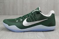 25 New Nike Kobe XI 11 TB Promo Men's Basketball Shoes Green 856485-331 Sz 8-16