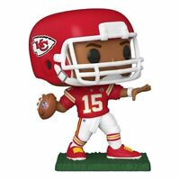 NFL Kansas City Chiefs Patrick Mahomes Funko Pop! Vinyl Figure Football #148
